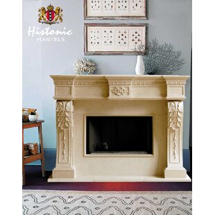 President Oxford Fireplace Mantel Surround By Historic Mantels Limited