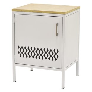 Romelia Metal Accent Cabinet by Latitude Run