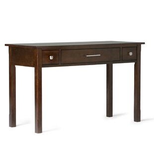 Agnon Solid Wood Writing Desk