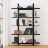 Sior 5-Tier Etagere Bookcase by Ebern Designs