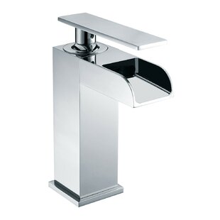 Alfi Brand Waterfall Deck Mounted Bathroom Faucet
