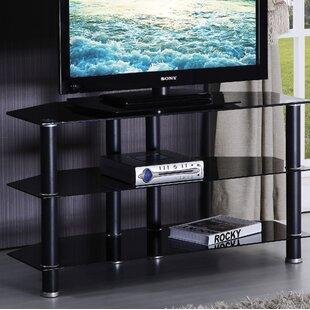 Kade Tempered Glass 16 TV Stand by Orren Ellis