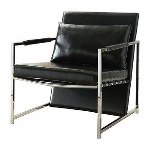 Orren Ellis Ota Contemporary Sleek Comfort Armchair