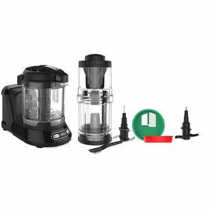 Ninja 4-Cup Precision Electric Processor