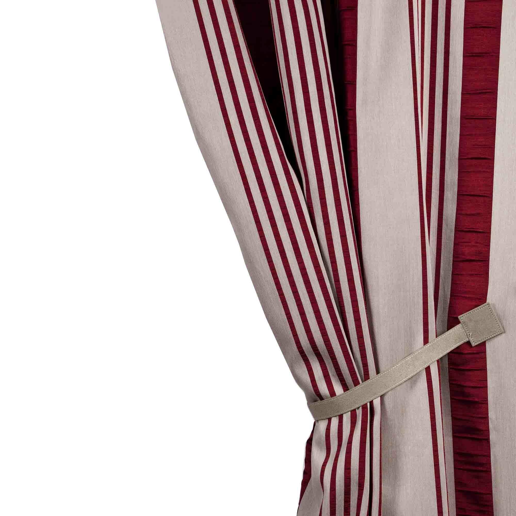 Madura Castille Striped Blackout Pencil Pleat Single Curtain Panel Wayfair