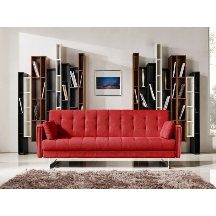 Manatuto Wood Frame Sleeper Sofa