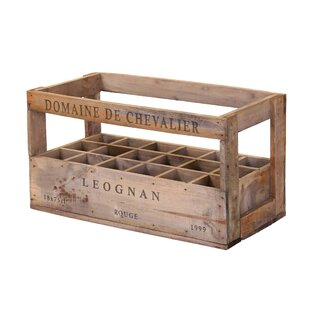 Riggs 18 Bottle Tabletop Wine Rack By Brambly Cottage