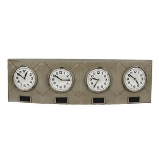 Compare prices Terminal Clock by Cooper Classics