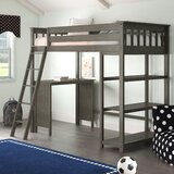 Forbes Loft Bed by Trule