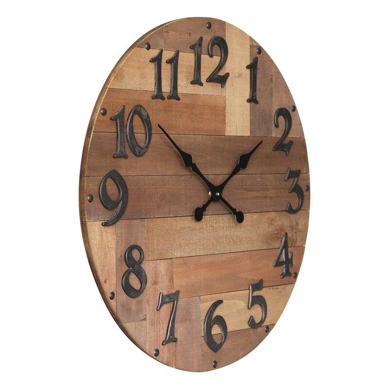 Dallas Stars Wall Clock Home Office Room Decor Gift