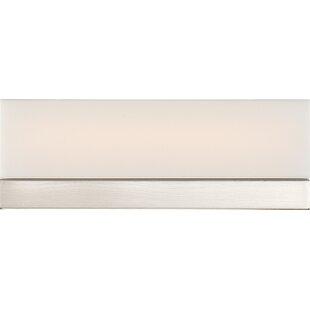 Orren Ellis Hood 1-Light LED Bath Bar