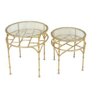 Compare & Buy 2 Piece Tables By Sagebrook Home