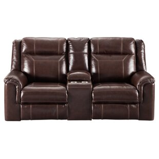 Suri Reclining Loveseat by Red Barrel Stu..