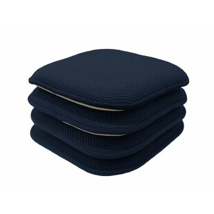 Merveilleux Navy Blue Chair Cushions | Wayfair