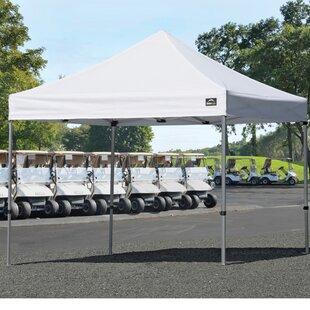 Alumi-Max 10 ft. x 10 ft. Aluminum Pop-Up Canopy by ShelterLogic