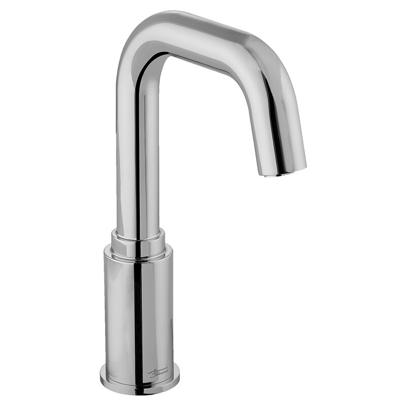 American Standard Serin Deck-Mount Single Hole Bathroom Faucet Less ...