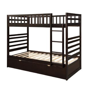 Payton Twin over Twin Bunk Bed with Trundle