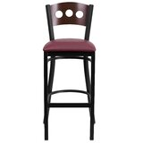 Fannie 32 Bar Stool (Set of 2) by Red Barrel Studio®