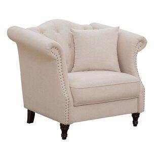 Zimmer Armchair by One Allium Way