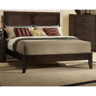 Canora Grey Mcnally Panel Bed