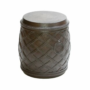 Superb Moroccan Drum Side Table