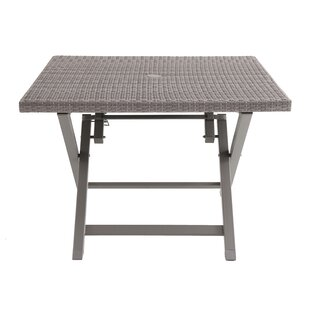 Best Spector 4 Person Folding Wicker Dining Table Reviews