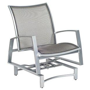 Woodard Wyatt Flex Spring Patio Chair