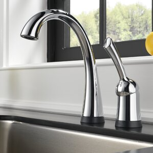 Delta Touchless Pilar Single Handle Bar Faucet