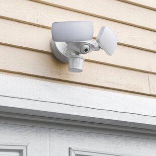 Jimenez LED Outdoor Security Flood Light with Motion Sensor