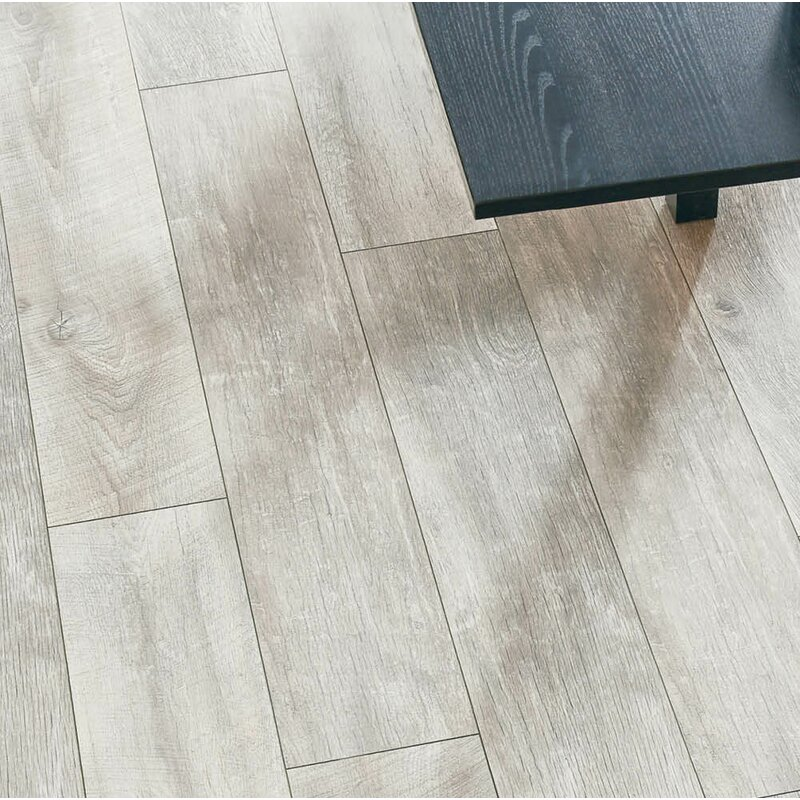 Branton Flooring Collection Geneva 9 X 48 X 12mm Oak Laminate