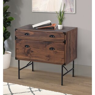 Industrial Lateral Filing Cabinets You Ll Love In 2021 Wayfair