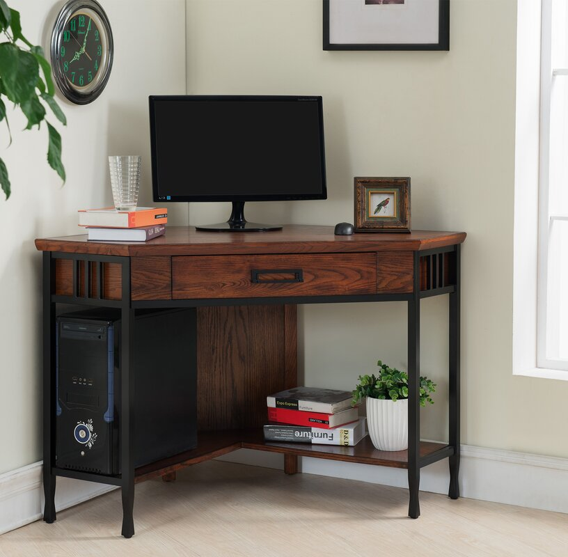 Clearsky Corner Desk. Loon Peak Clearsky Corner Desk   Reviews   Wayfair
