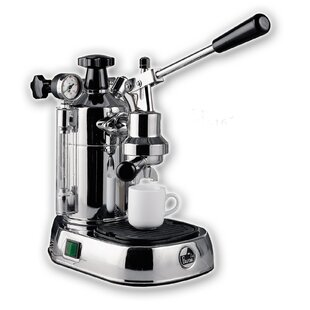 Professional Espresso Machine With Base by La Pavoni Best Choices