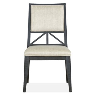 Gracie Oaks Daria Upholstered Dining Chair (Set of 4)