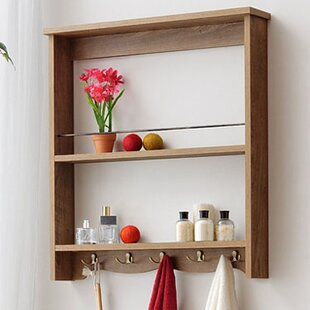 Deco Bathroom Wall Shelf