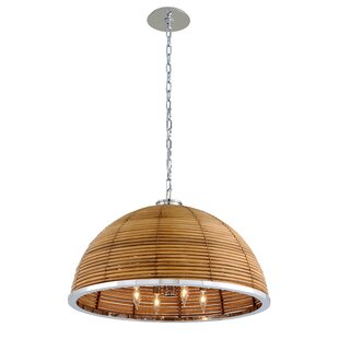 Corbett Lighting Carayes 8-Light Dome Pendant