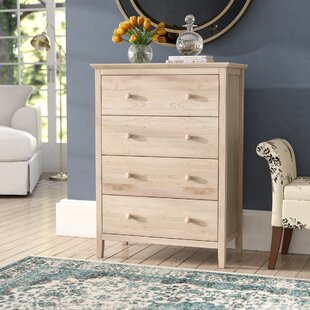 Dufrene 4 Drawer Chest by Highland Dunes