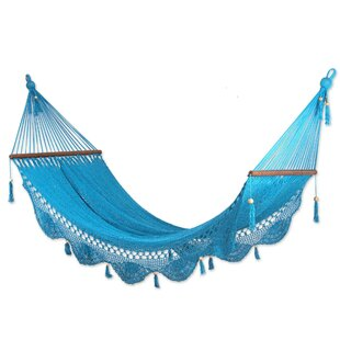 Mccomas Coco Beach Cotton Tree Hammock by Bloomsbury Market Read Reviews