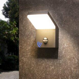Motion Sensor Latitude Run Outdoor Wall Lighting You Ll Love In 2021 Wayfair