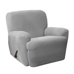 Maytex Connor T-Cushion Recliner Slipcover Set