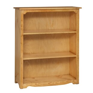 Monessen 44 H x 265 W Solid Wood Standard Bookcase by Red Barrel Studio