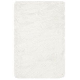 Inexpensive Bilton Hand-Tufted Ivory Area Rug By Willa Arlo Interiors
