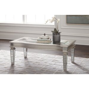 Thaddeus Coffee Table by House of Hampton