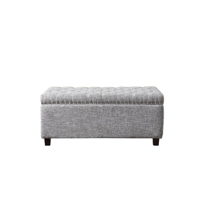 Wondrous Luper Tufted Storage Ottoman Andrewgaddart Wooden Chair Designs For Living Room Andrewgaddartcom