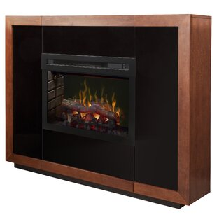 Mantel Electric Fireplace by Dimplex