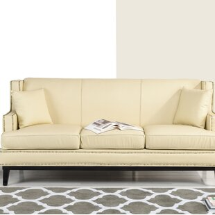 Milano Leather Sofa