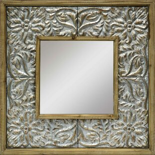 Gracie Oaks Phelan Accent Mirror