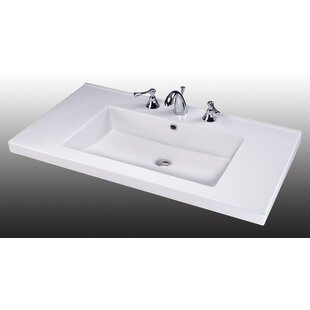 Daytona 31.5 Wall Mount Single Bathroom Vanity by Empire Industries