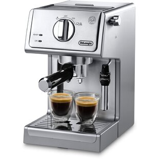 DeLonghi Semi-Automatic Espresso Machine