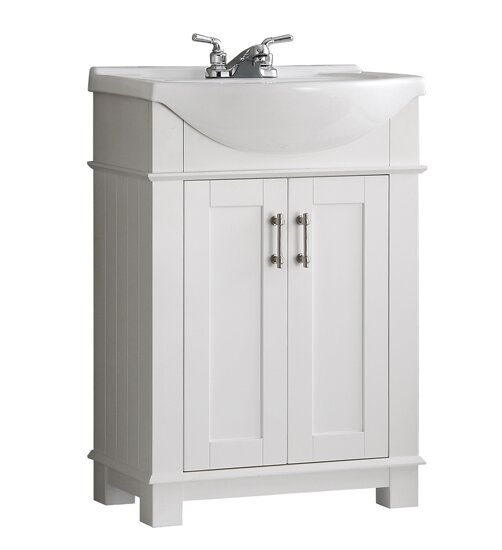 "Cambria 24"" Single Bathroom Vanity"